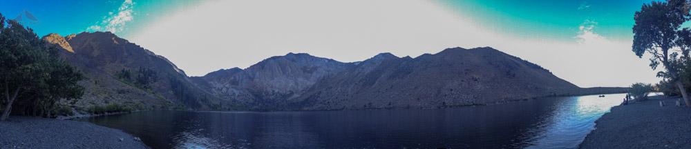 Convict Lake Panorama