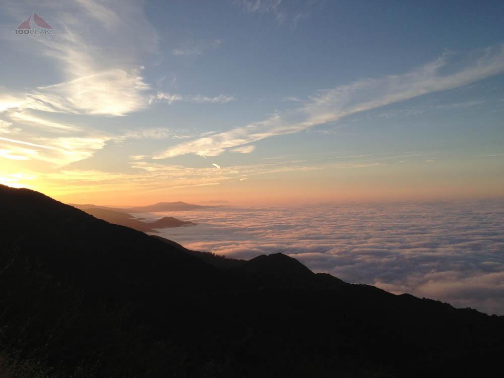 Why I start hiking in the dark
