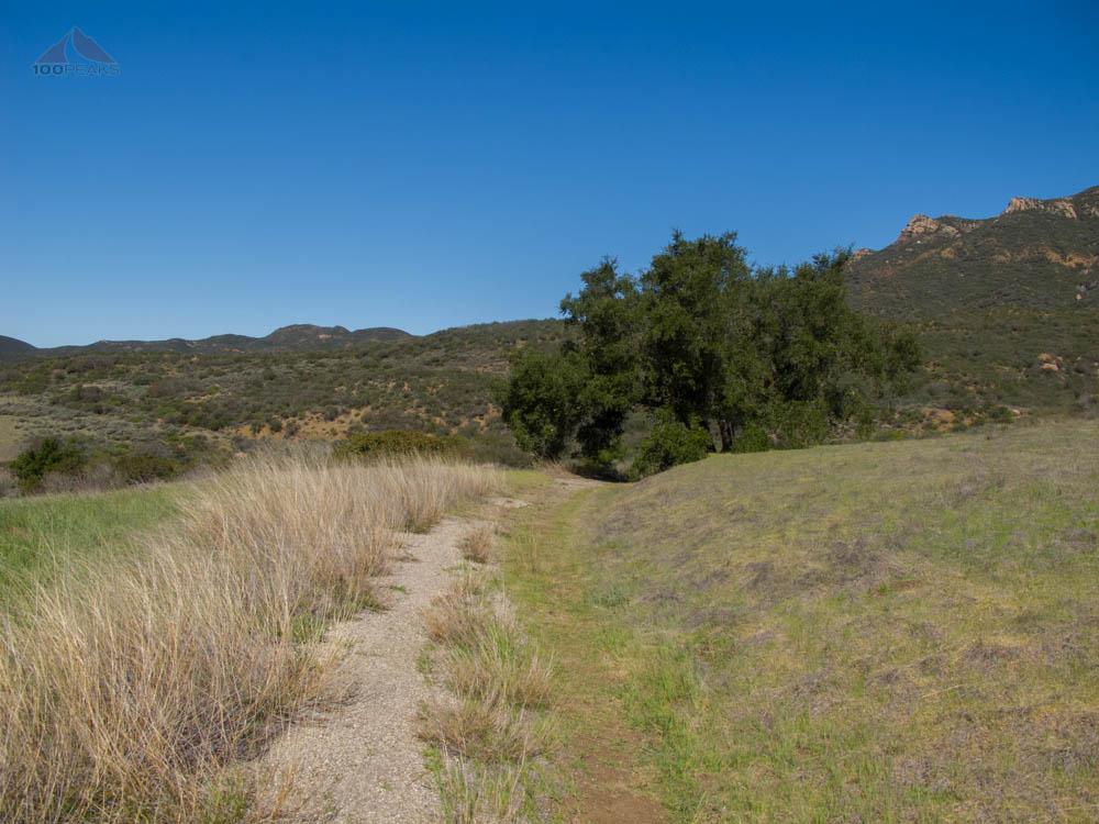 Serrano Valley Trail