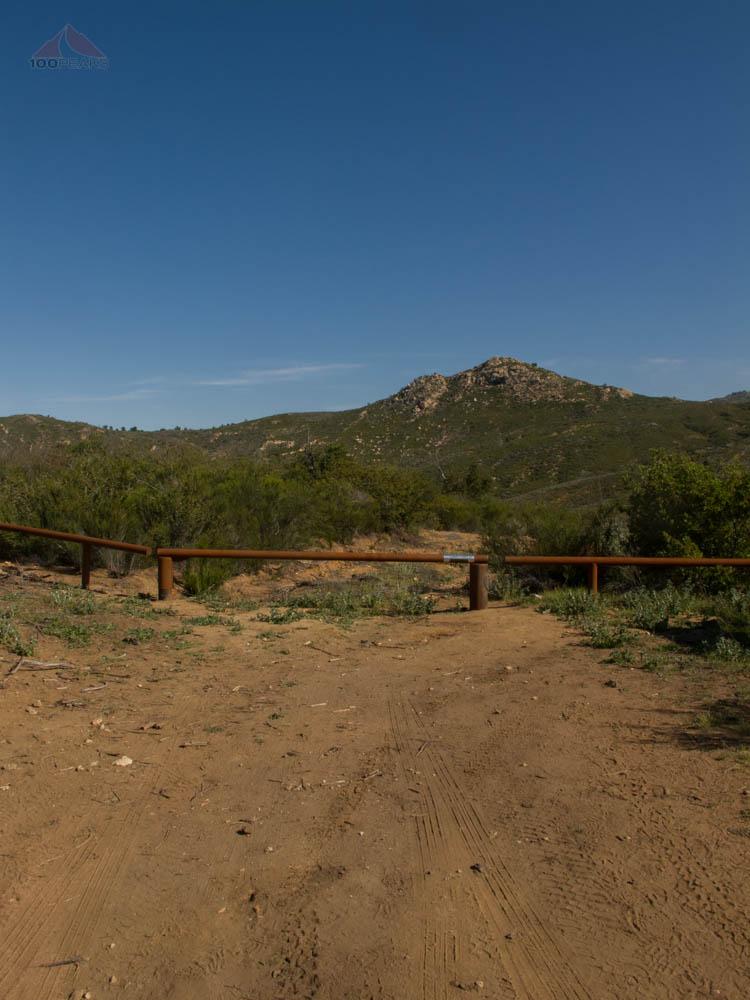 Sunshine Mountain Trailhead