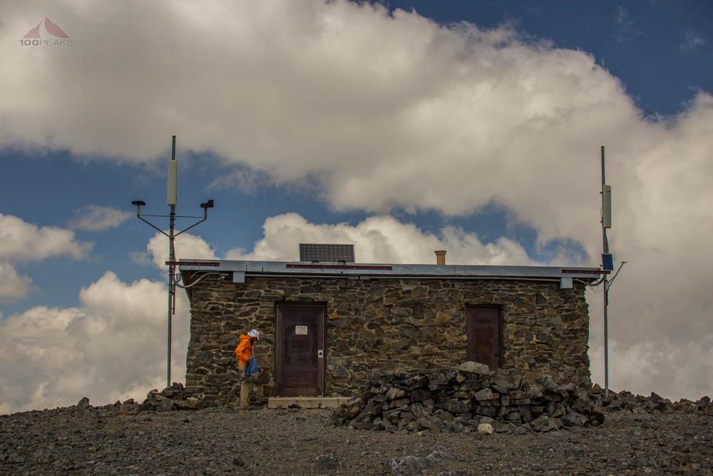 The White Mountain Peak Summit Lab