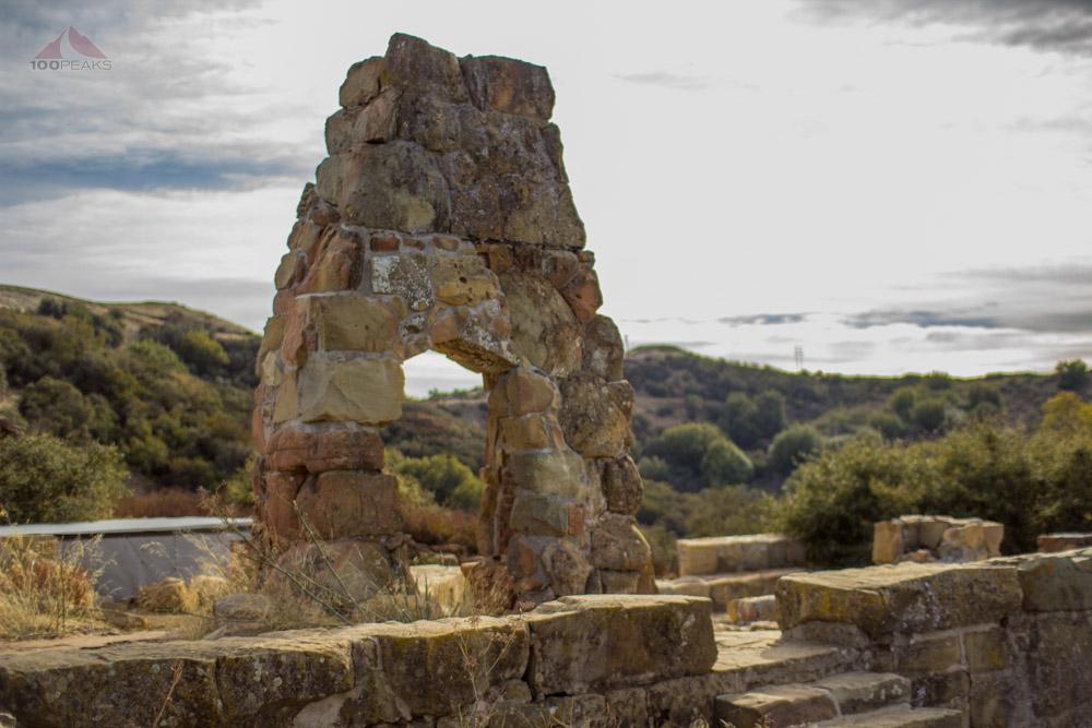 Chimney at Knapp's Castle
