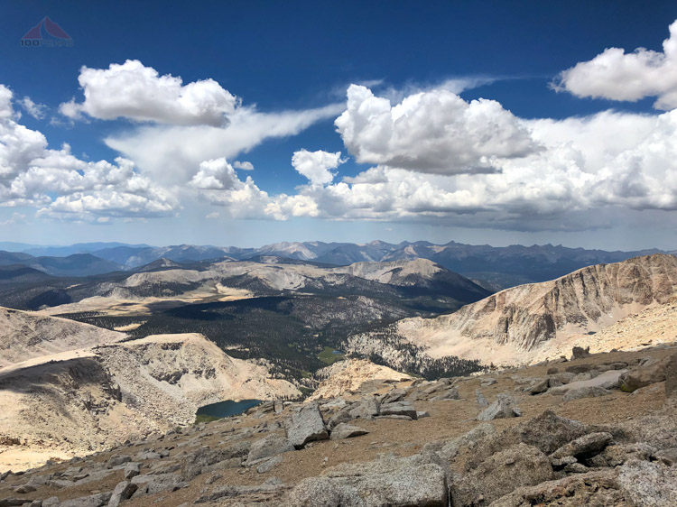 The view from Mount Langley to Upper Soldier Lake and the Rock Creek Drainage.jpg