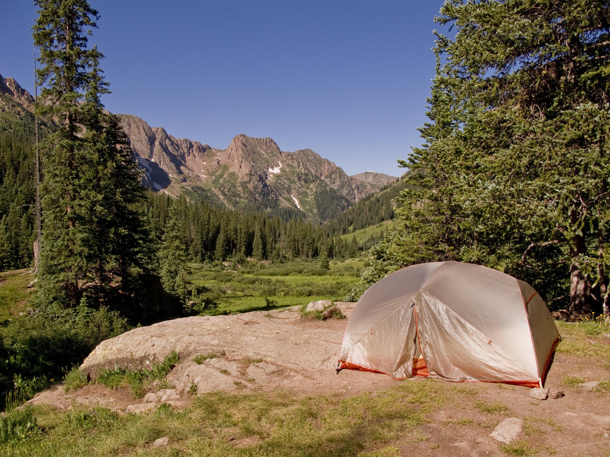 2011 - Chicago Basin, Colorado