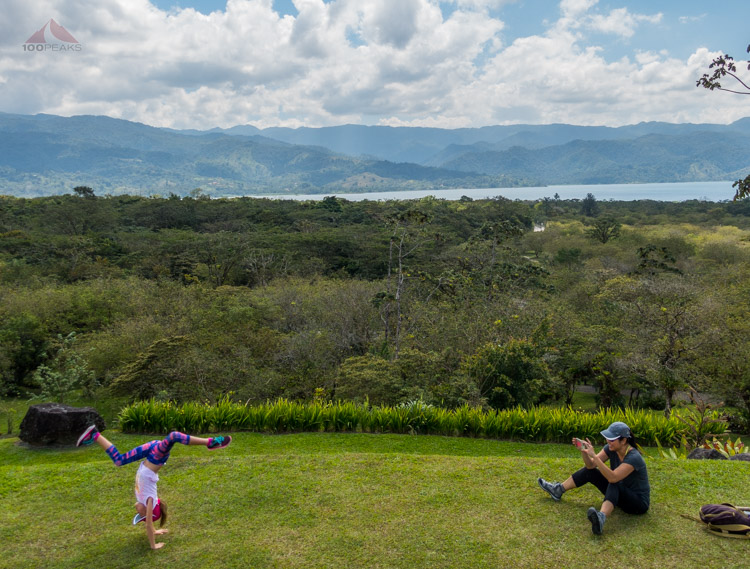 Family trip to Costa Rica in 2017