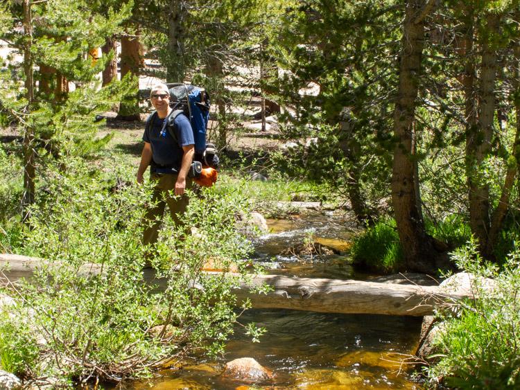 Crossing Cottonwood Creek