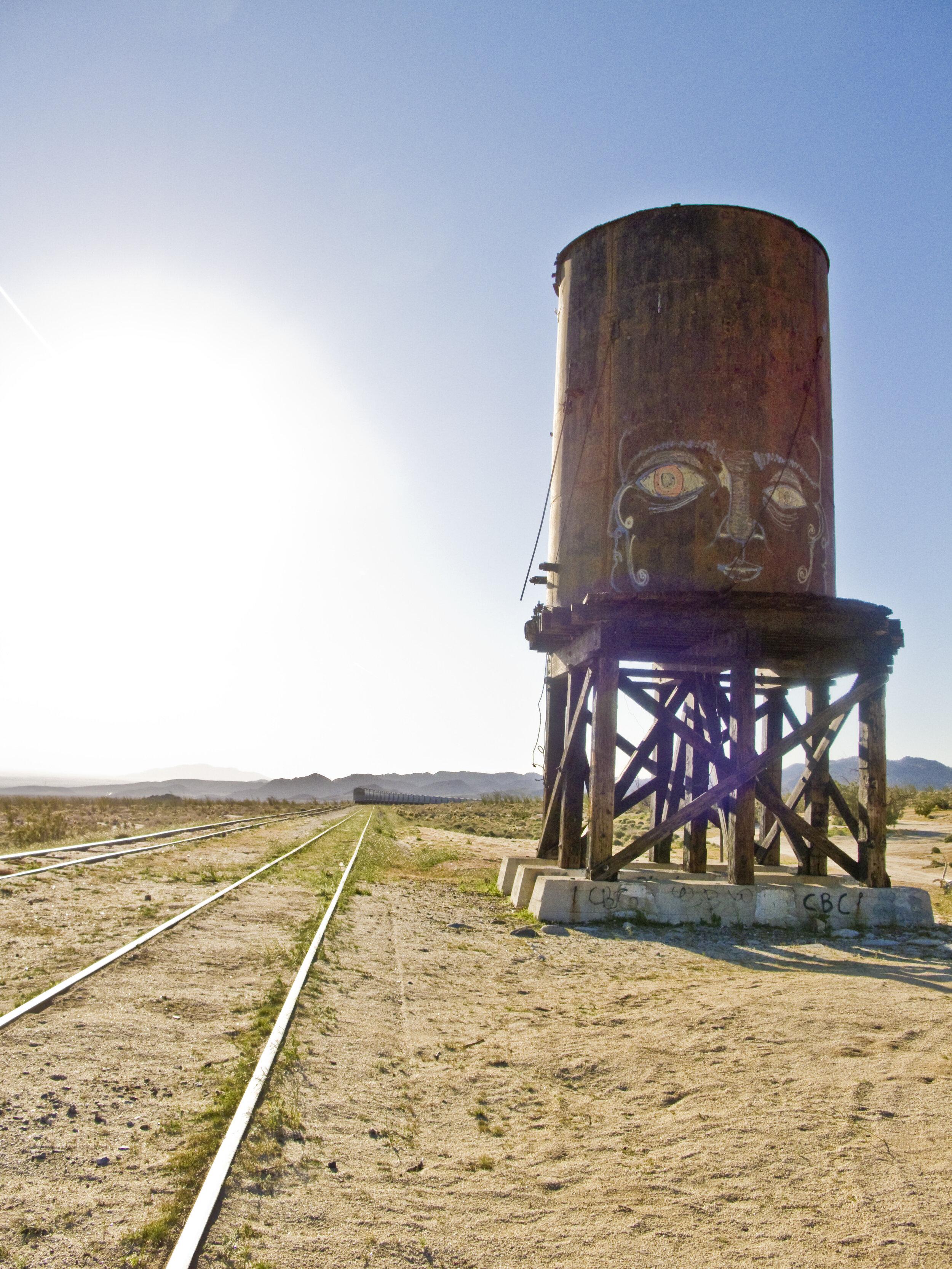 Dos Cabezas Water Tower