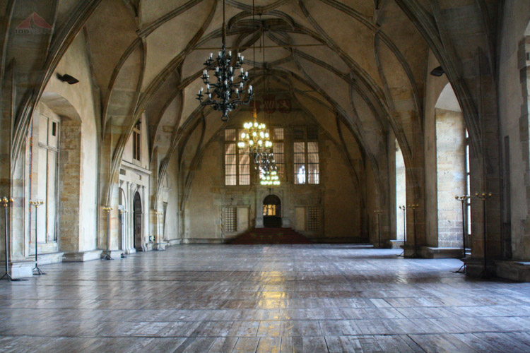 Vladislav Hall (I would love to host a party here)