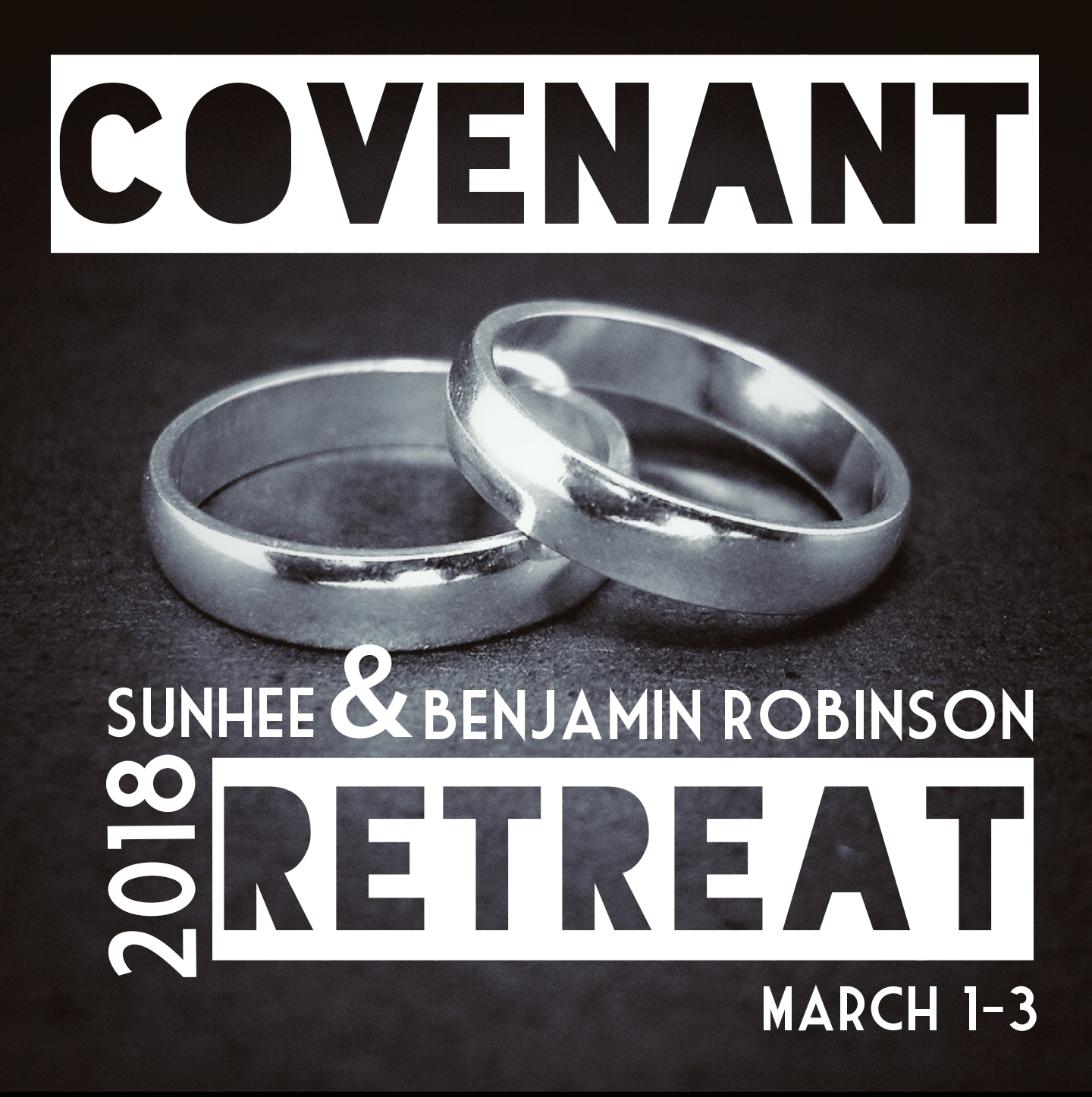 2018 Covenant Retreat March 1-3, 2018