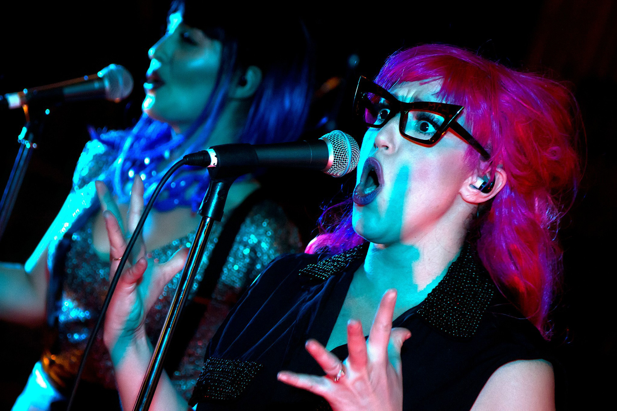 The PepTides - 2016-02-20 - Band Together - Credit Andre Gagne