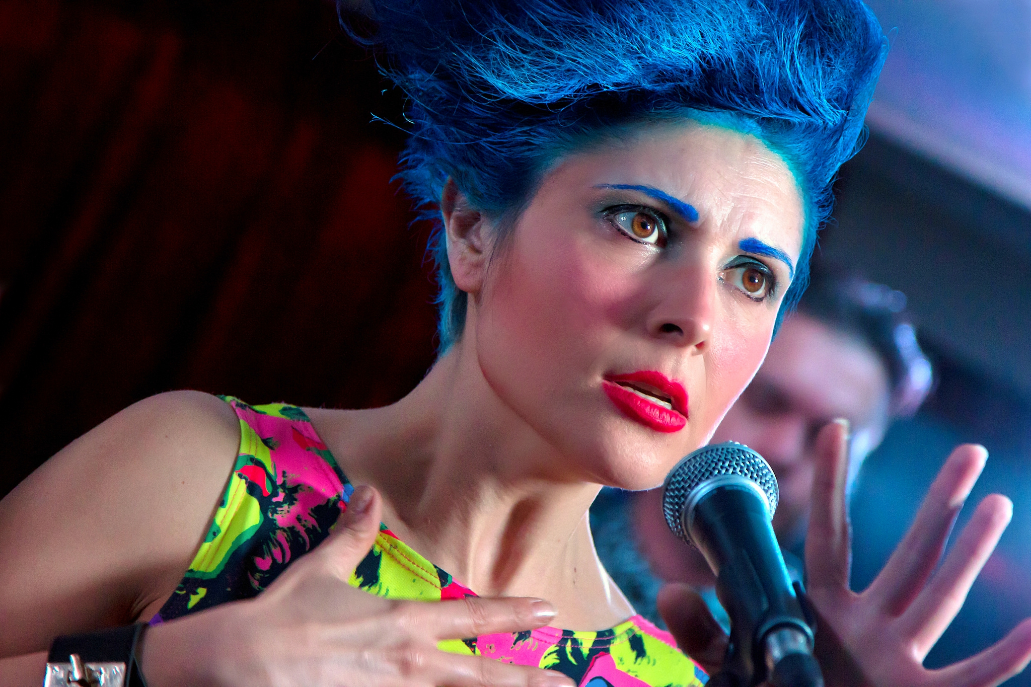 The PepTides - 2016-03-26 - House of TARG - Credit Andre Gagne