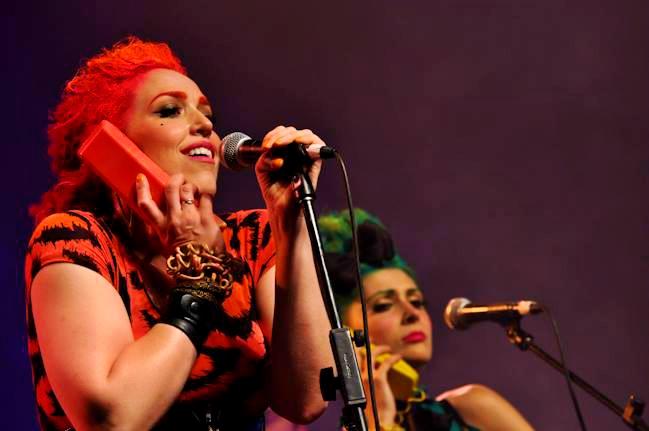 The PepTides - 2014-06-14 - Wesfest - Credit Cheryl Mazak