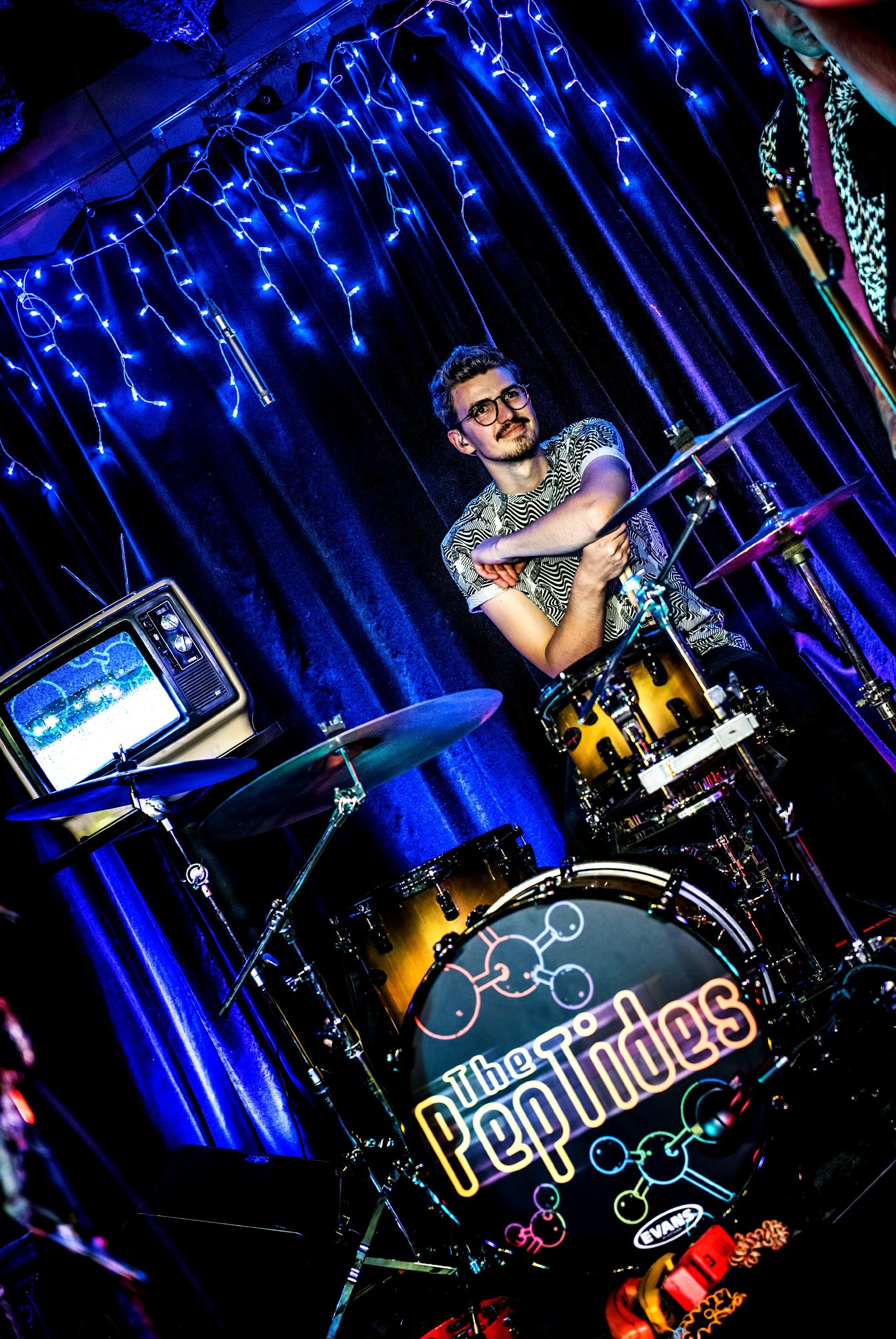 The PepTides - 2016-12-10 - LIVE on Elgin - Credit Helen Kriemadis