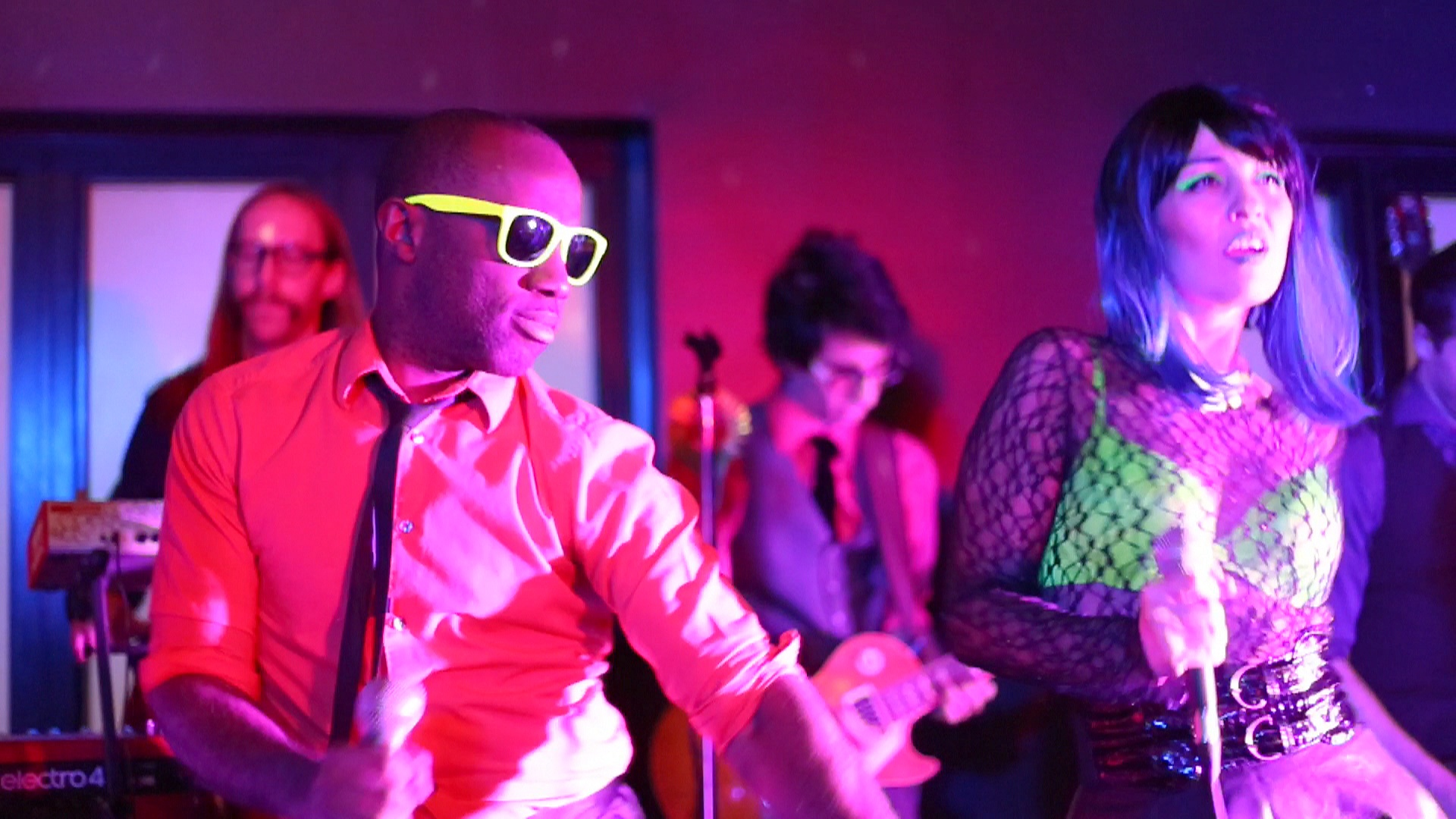 The PepTides - 2015-02-05 - MEGAPHONO - Credit Andrew Carver