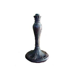 NNL-198 Zinc Alloy Lamp Base   W: 15.5cm, H: 27.5cm MOQ Requirement: 20pcs