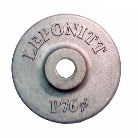 HP76-A Spare Aluminum Plate
