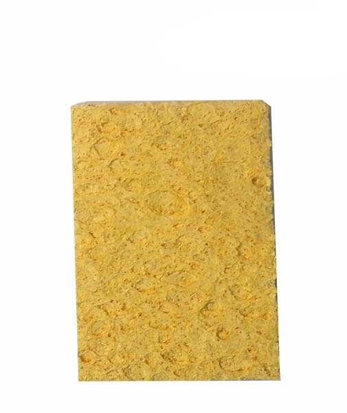 RISS-R Spare Sponge    For RFS-80D and RFS-100D soldering iron stand  Size: 3.3cm × 4.6 cm