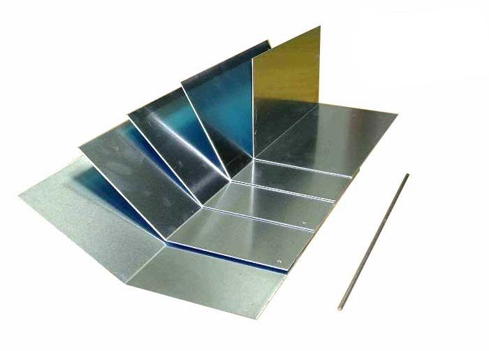 S-5ALFS 5 Angles Lamp Form Kit
