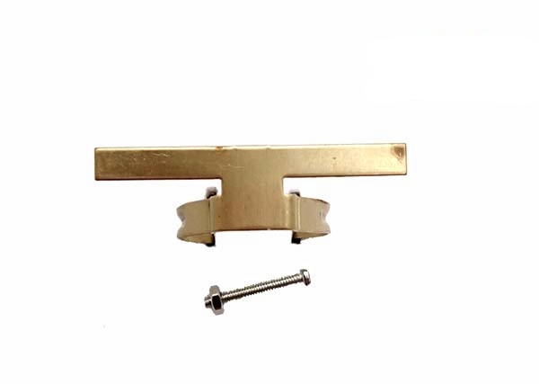 ONCLS Nite Lite Clip w/lock screw   Clip with lock screw and nuts to secure to nite lite.