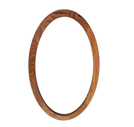 """Leponitt Oval Frame    12""""×16"""" : opening for glass (12-1/8"""")×(16-1/8""""); Frame width 2""""   13""""×23"""" : opening for glass (13-1/8"""")×(23-1/8""""); Frame width 2""""   17""""×28"""" : opening for glass (17-1/8"""")×(28-1/8""""); Frame width 2"""""""