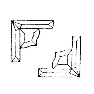 """VBC-2 : 6""""×6"""", 6PCS"""