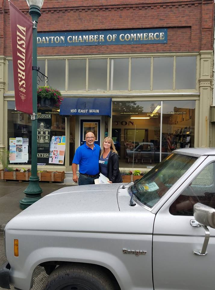 We Won THIS TRUCK! - Winner: Brian Eisenbarth - Kennewick, WA