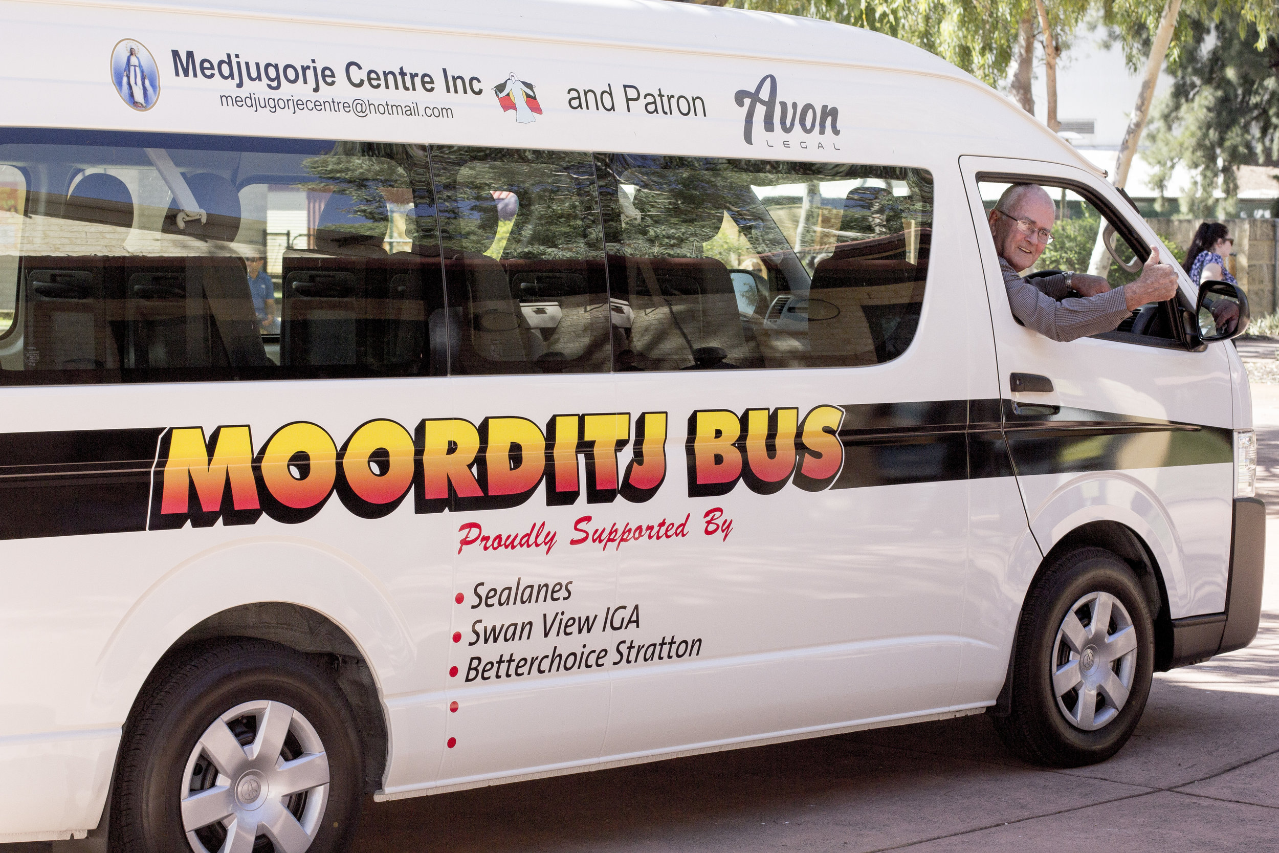 """""""I called on Ken to help me with introductions to a variety of Aboriginal Corporations, so that I could get them to contribute to the operating costs of the Medjugorje Centre's Moorditj Bus project. Ken did that magnificently, as the ones I approached were very positive and did contribute, because of Ken's endorsement of the project.""""    Trevor Knuckey Medjugorje Centre, Swan View     Read more"""