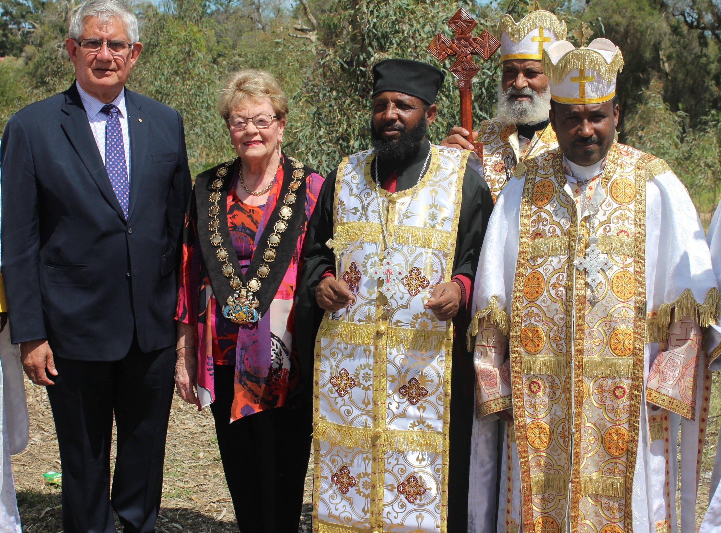 Ethiopian Orthodox Tewahedo Debre Amin Abune Teklehaimanot Church Inc., Kenwick -