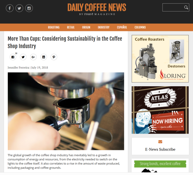 Daily Coffee News article Jennifer Ferreira Sustainability.png