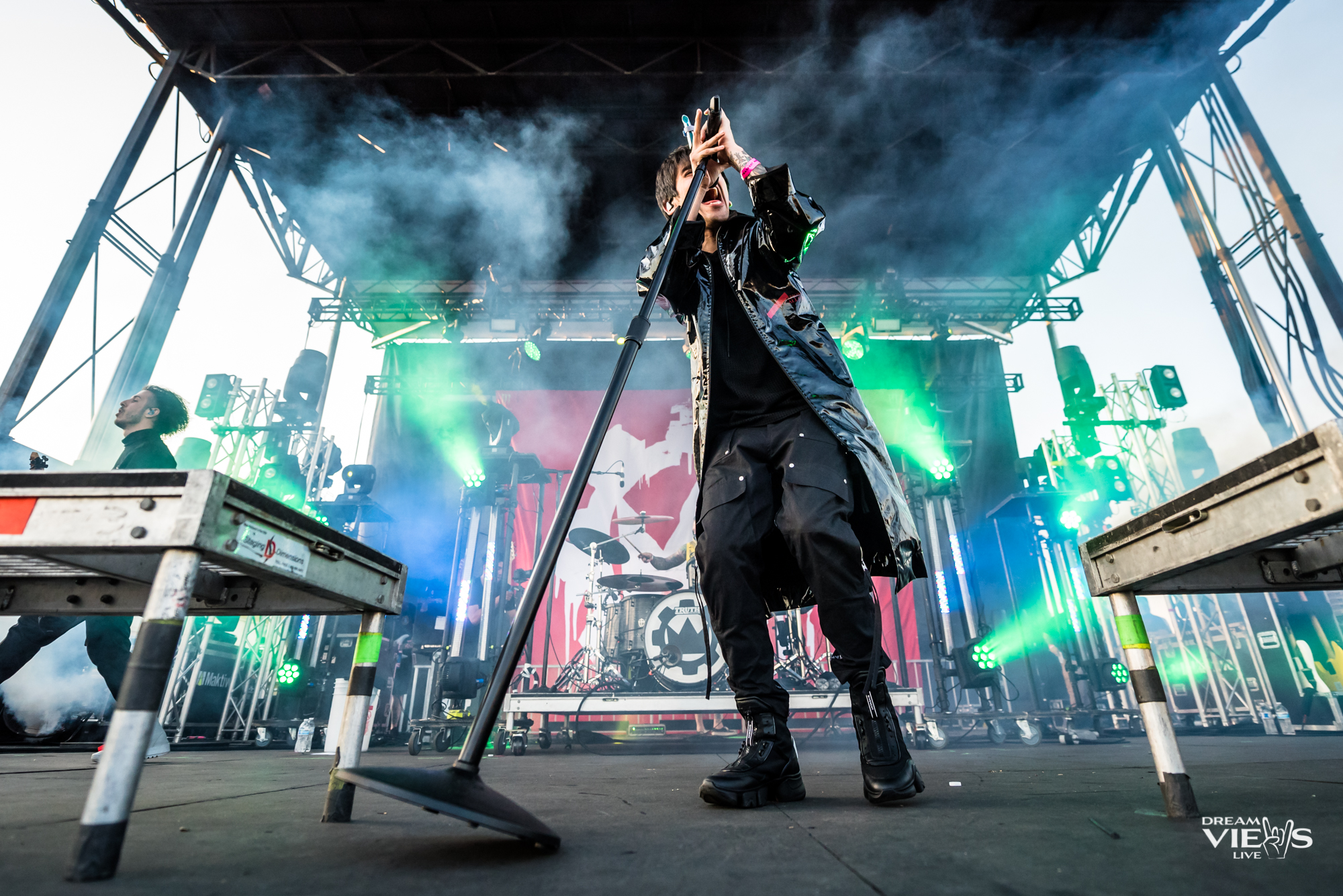 Crown The Empire Concert — Dream Views Live