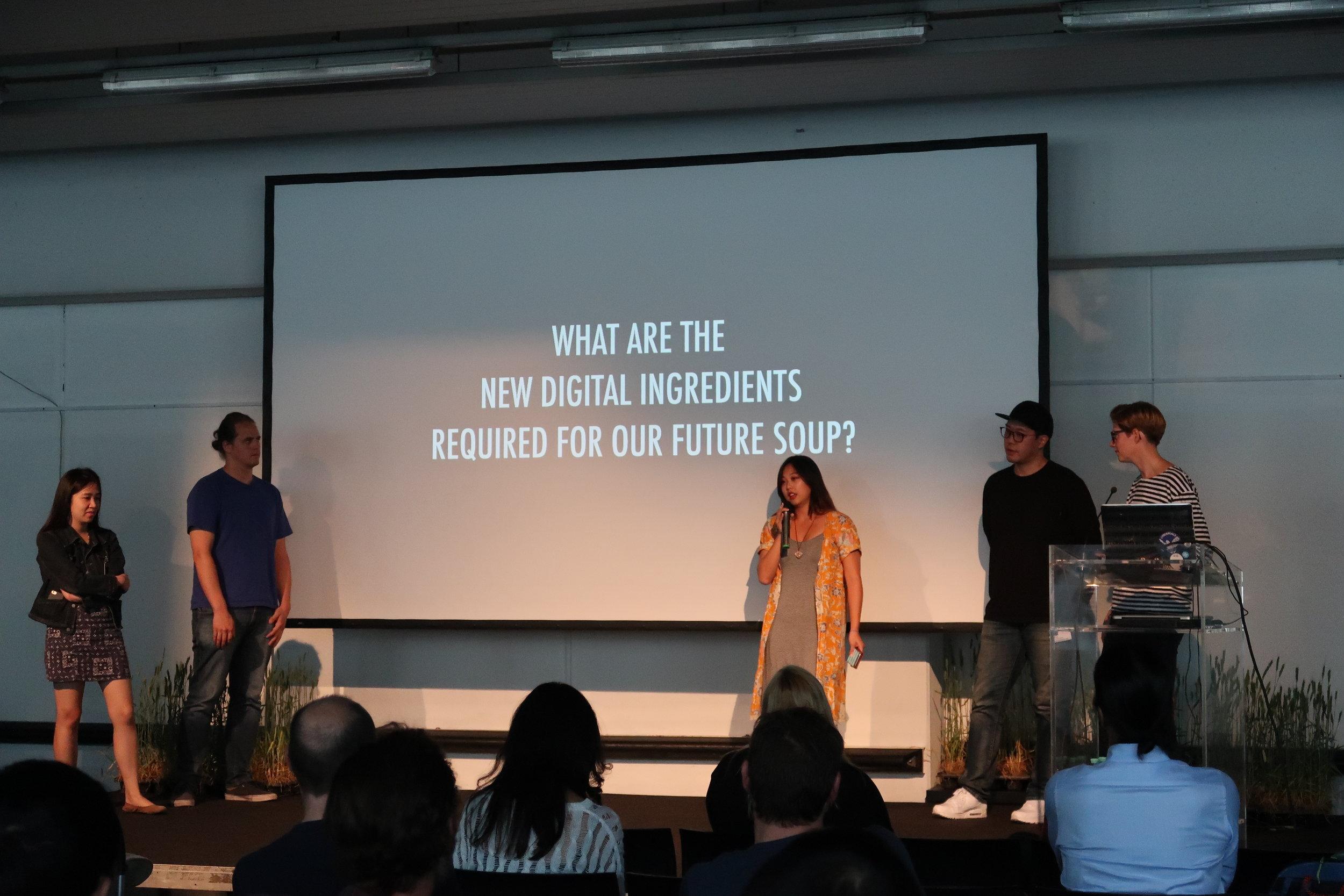 Ars Electronica - Future Innovators Summit Presentation