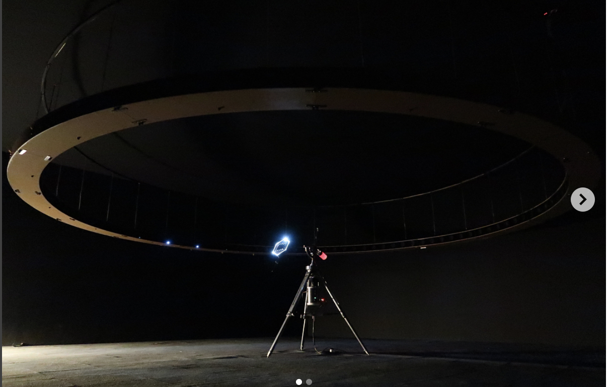 MOMENTUM (2018)  sound Installation