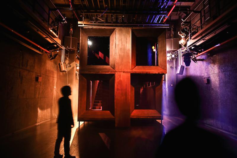 POETIC THEATRE, 2018  installation theater