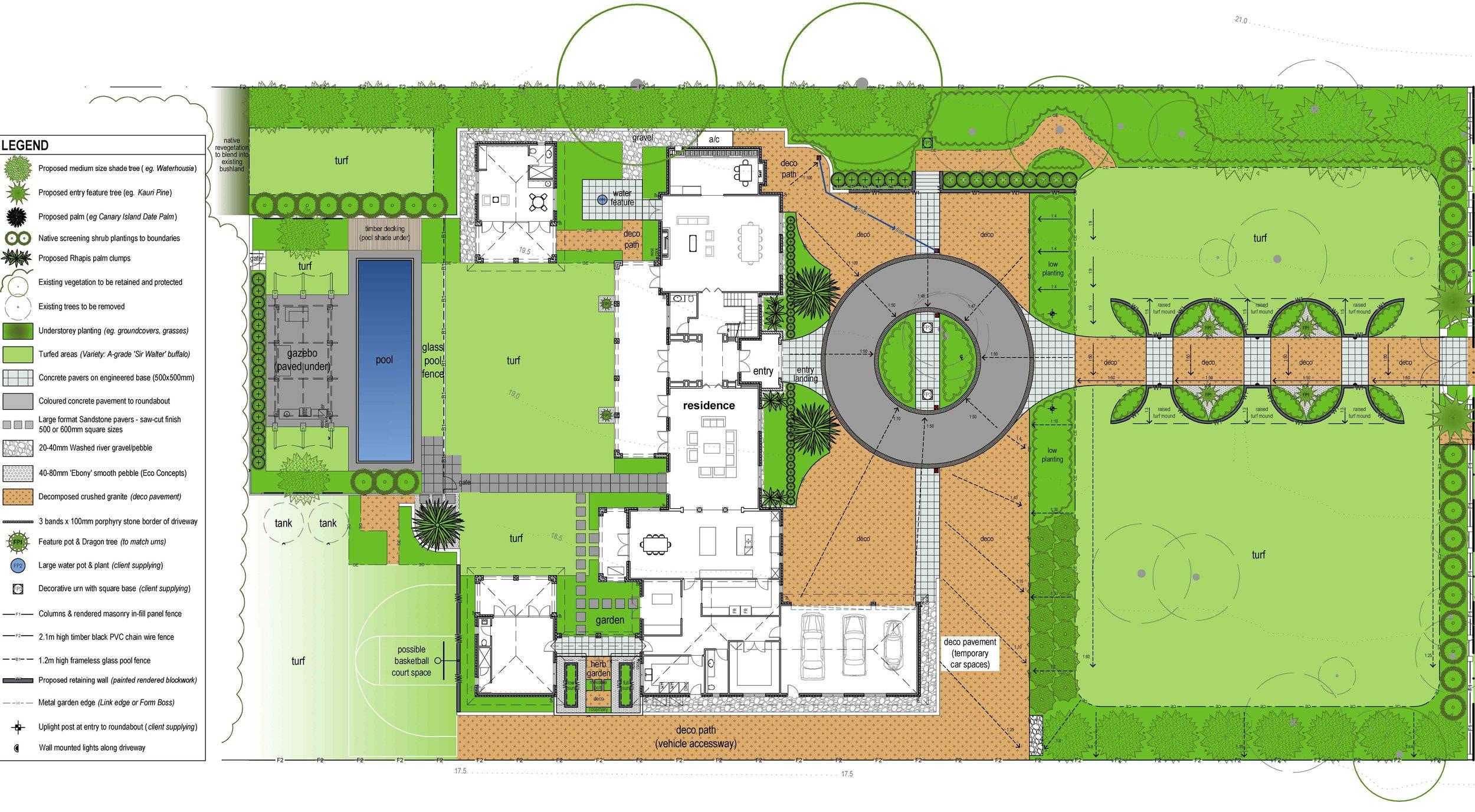 166-Landscape Concept Plan
