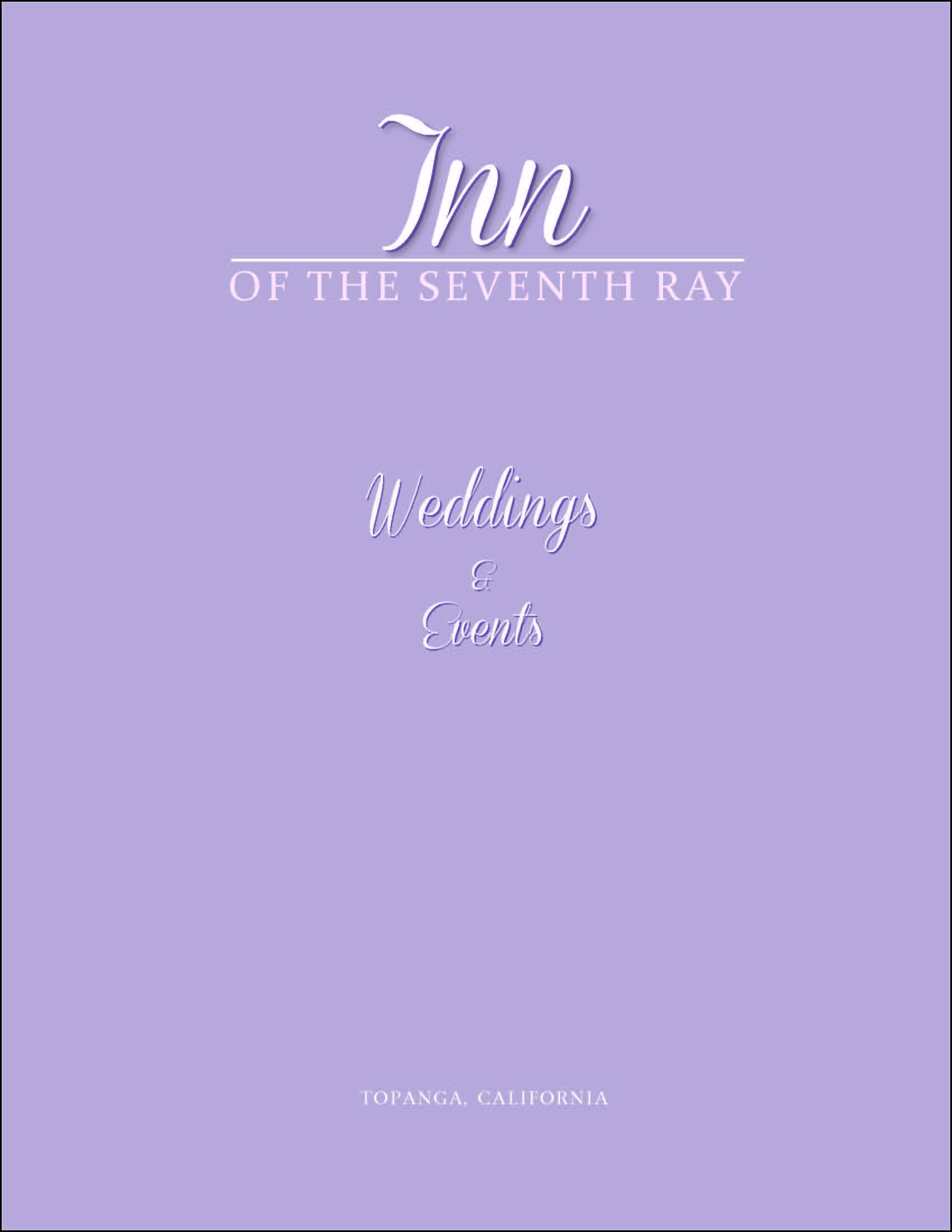 WEDDINGS & EVENTS MENU   DOWNLOAD PDF