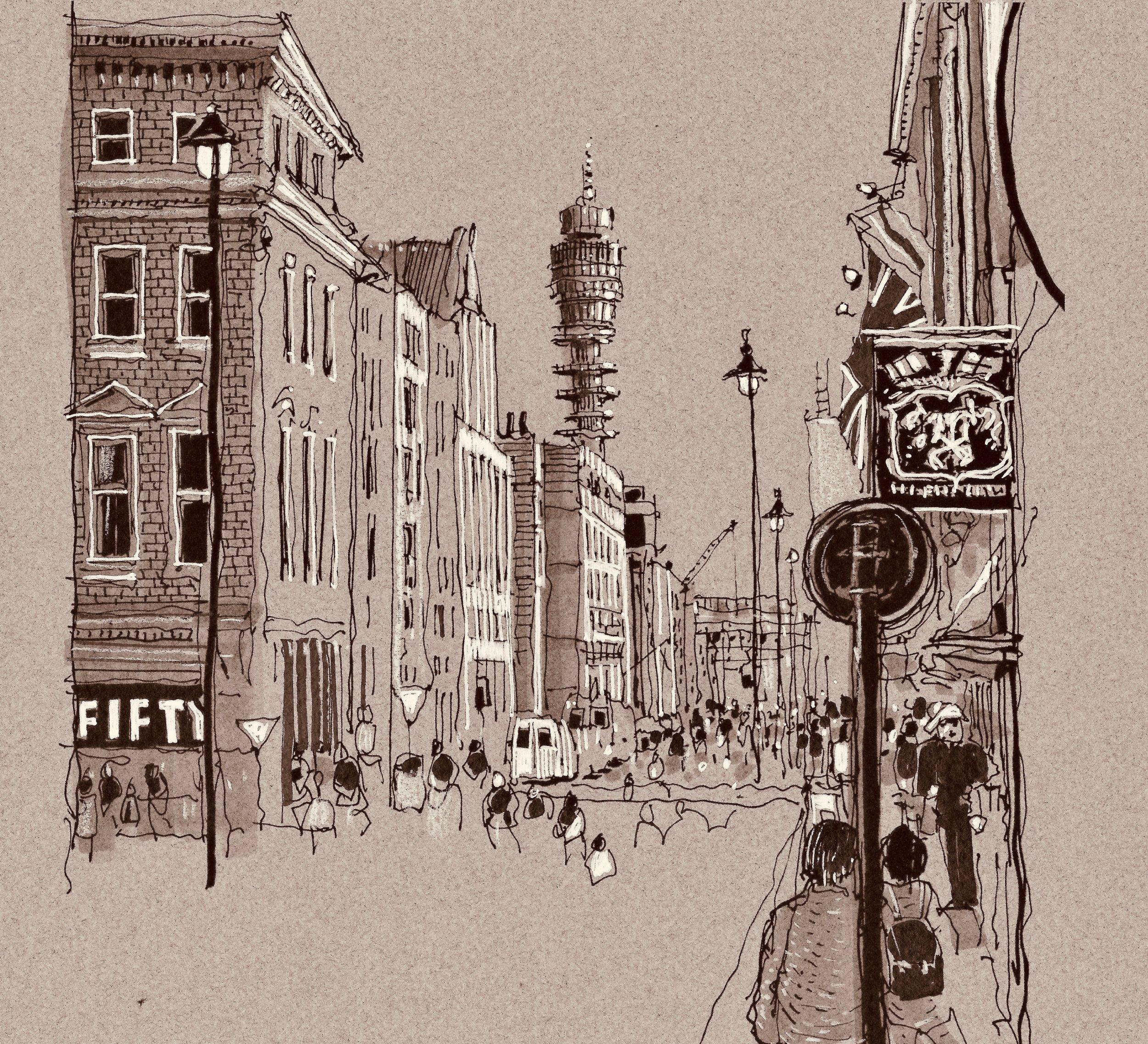 Shoreditch_Sketcher3 - Wall_Art
