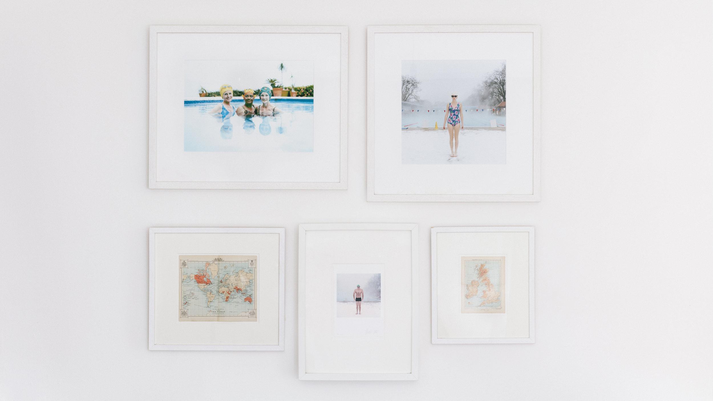 Swimming_Lido_Prints - Gallery_Wall