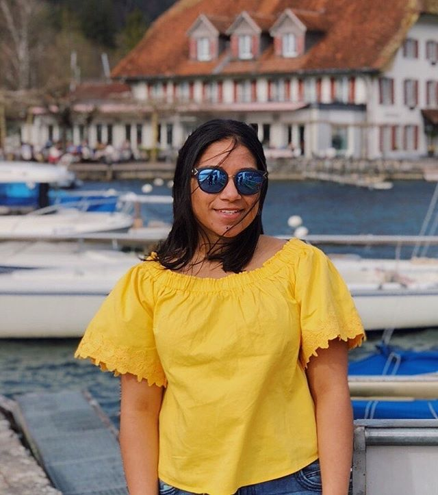 Last but definitely not least is @devanshibanerjee !  Devanshi is a sophomore mezzo from New Jersey, she loves to make mood playlists, hike in strange places, and watch art house horrors. Very excited to sing with her! 🤗  WELCOME TO THE CLASS NOTES DEVANSHI! 💜💜💜💜
