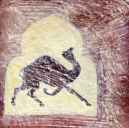 Snooty Haveli Camel
