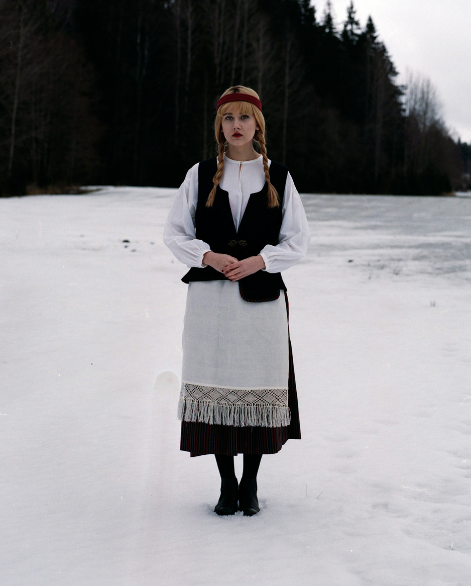 Lumi Tuomi: 100 years of my family history