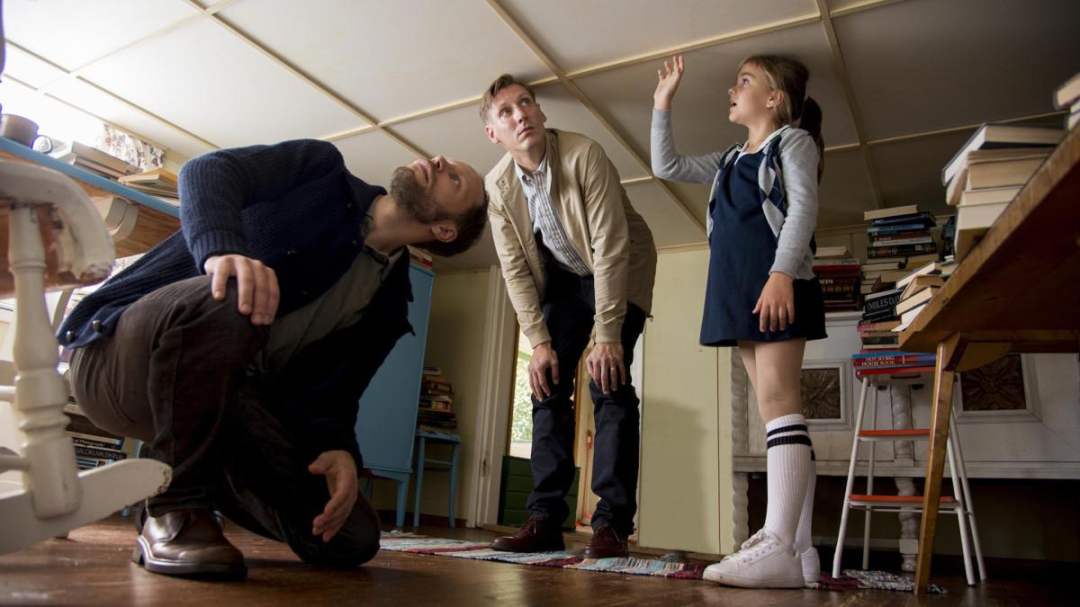 Espoo Ciné on hyvä tilaisuus tutustua kotimaiseen lyhytelokuvatarjontaan. Esimerkiksi  Teppo Airaksisen  tragikomedia  Katto on Cannesissa saakka palkittu Jussi-voittaja.Kuva: Espoo Ciné