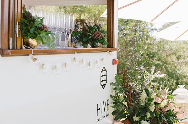We're taking bookings for 2020!🌟Getting married next year and wanting to step up your beverage service game? 💍👰🏻 You've found us! Save all the stress about your beverages and hire us to take care of everything! Contact us for a free quote today 💍🥂 #hivecaravanbar #travellingbar #bartender #caravanbar #marrydownsouth #downsouthweddings