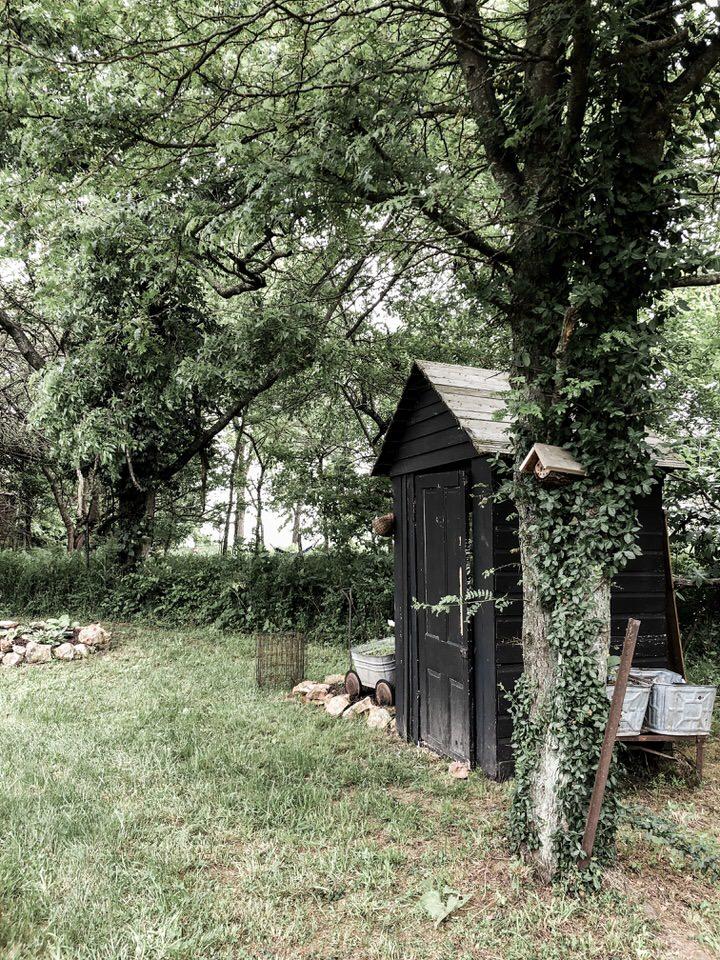 乡村花园盆栽棚|岩石树篱农场亚博体育阿根廷合作伙伴