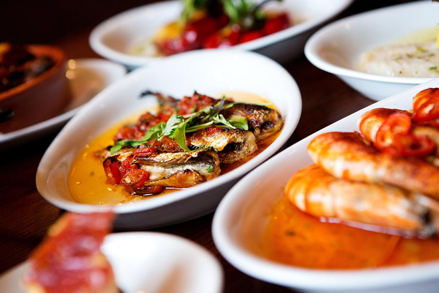 THURSDAY SALSA TAPAS MENU OFFER - Dine on our Salsa menu priced at £30 per couple to include 4 tapas, bread & olives and a 1/2 litre of Sangria to share!VIEW SALSA MENU*Available Thursdays 5PM onwards
