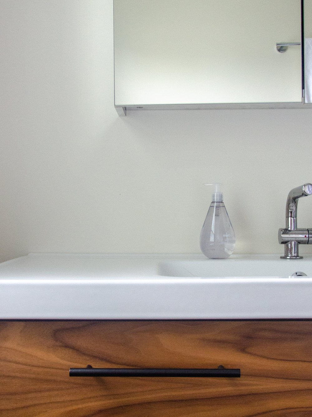 Ikea Godmorgon Bathroom Vanity and Mirror: Our Review — Salt & Rook