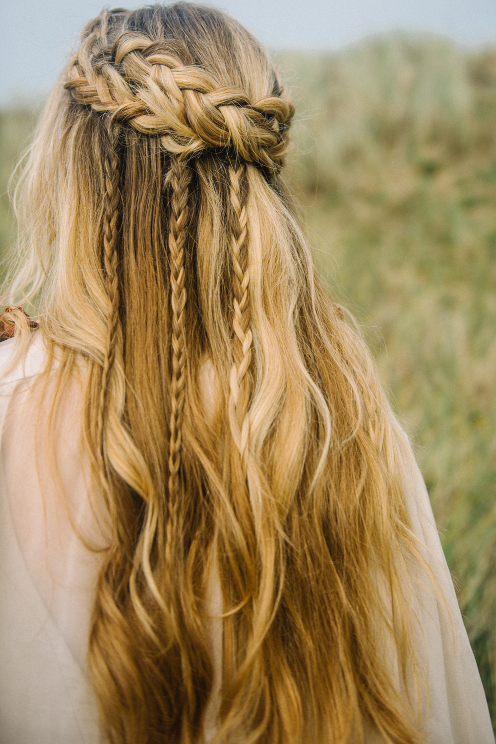 cornwall boho plaits