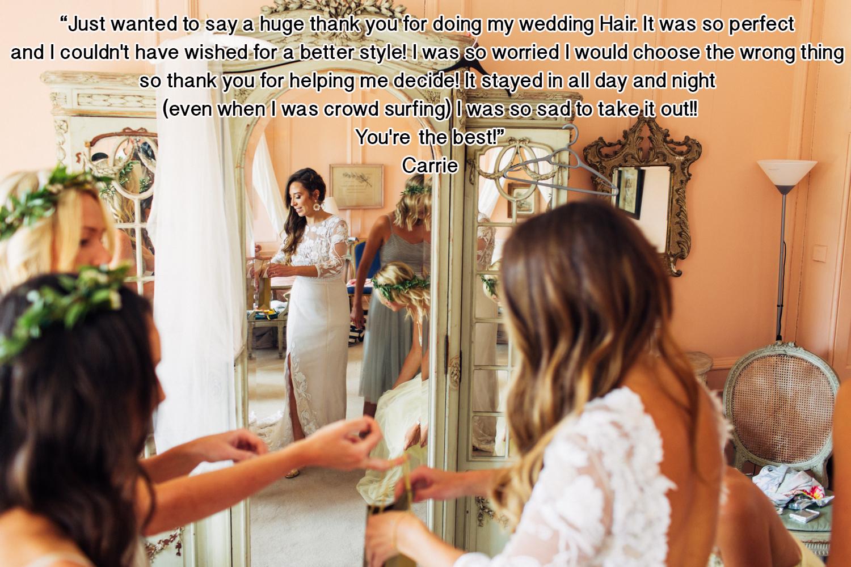 Bridal Make-up and Hair Cornwall