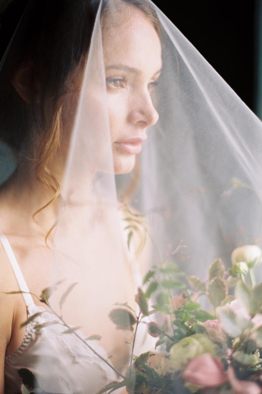 Launcells Barton Elopement shot for Wedding Sparrow