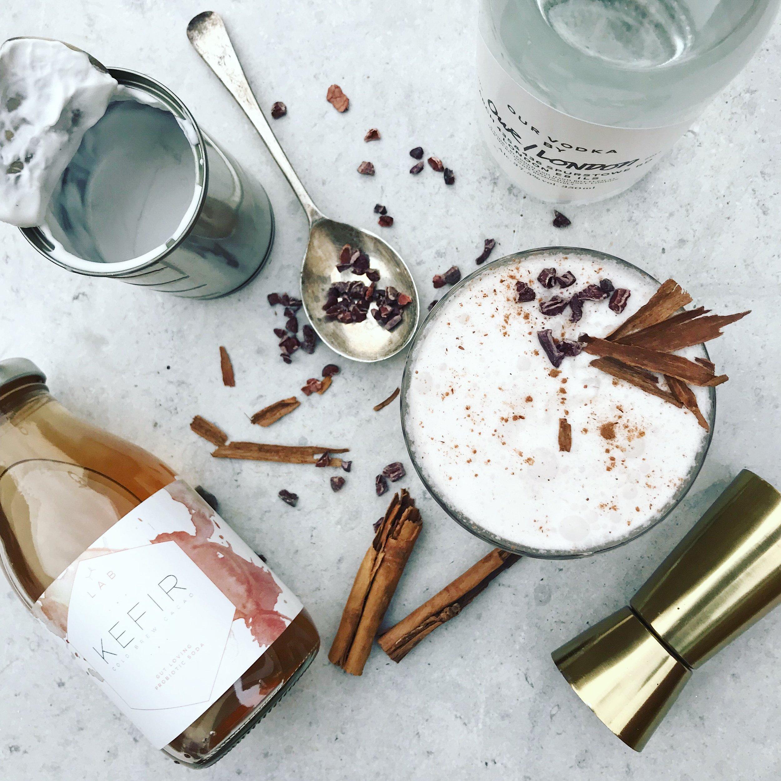 kefir cocktail