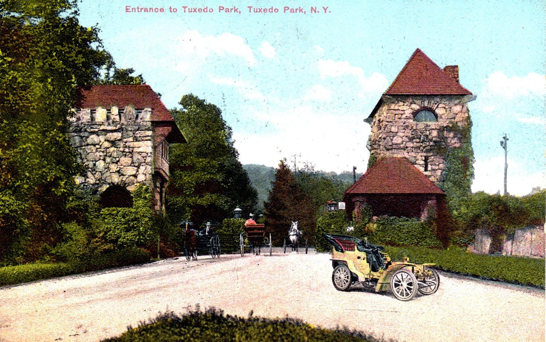 Tuxedo Park — Tuxedo Historical Society